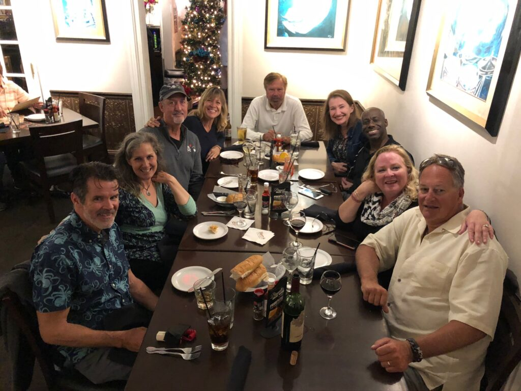 Dinner at Harry's Seafood, Bar & Grille